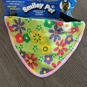 """Other - Brand New Small Dog Floral Bandana 16"""""""
